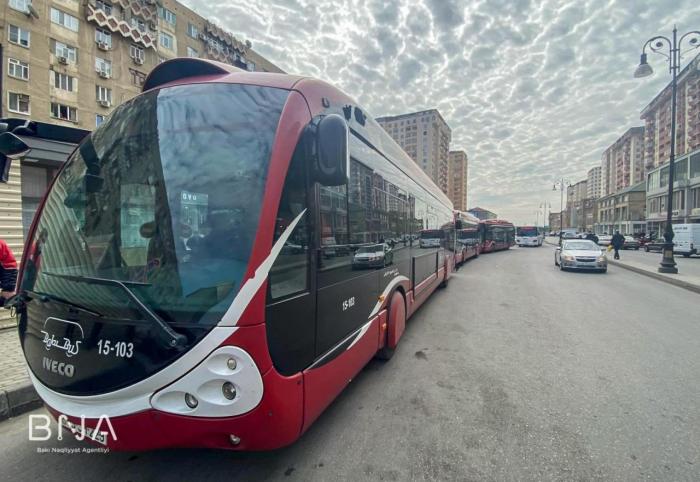 BNA sədri: Bakıda avtobus çatışmazlığı yoxdur
