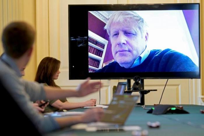 Coronavirus: forte inquiétude pour Boris Johnson, en soins intensifs
