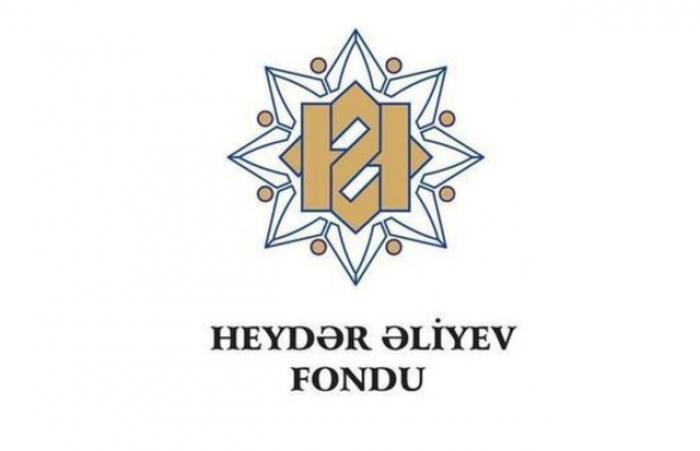 """Heydər Əliyev Fondu """"Qocalar evi""""ni tibbi ləvazimatlarla təmin etdi"""