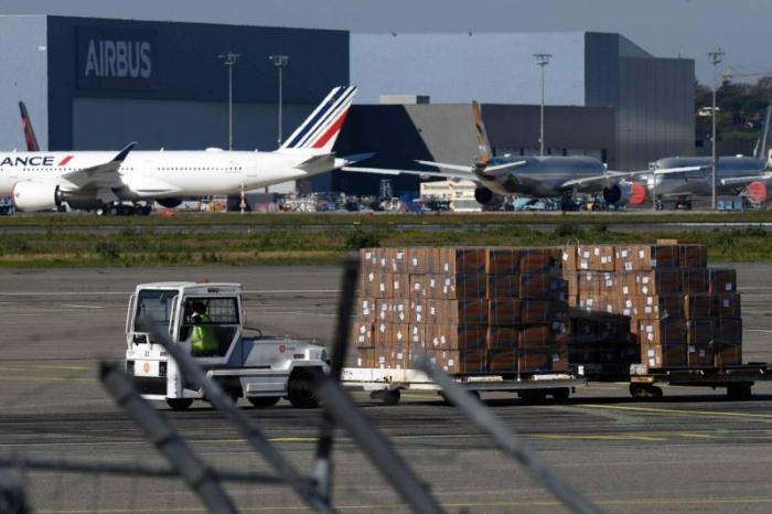 Transport de masques :  Air France contraint de suspendre ses vols avec Shanghaï