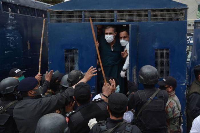 Pakistan: 49 détenus infectés au coronavirus dans une prison
