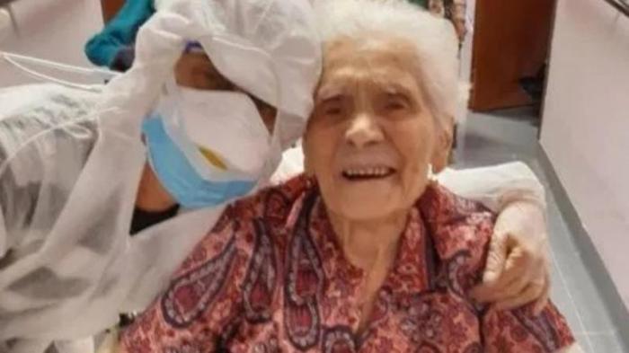 İtaliyada 104 yaşlı qadın koronavirusdan sağaldı
