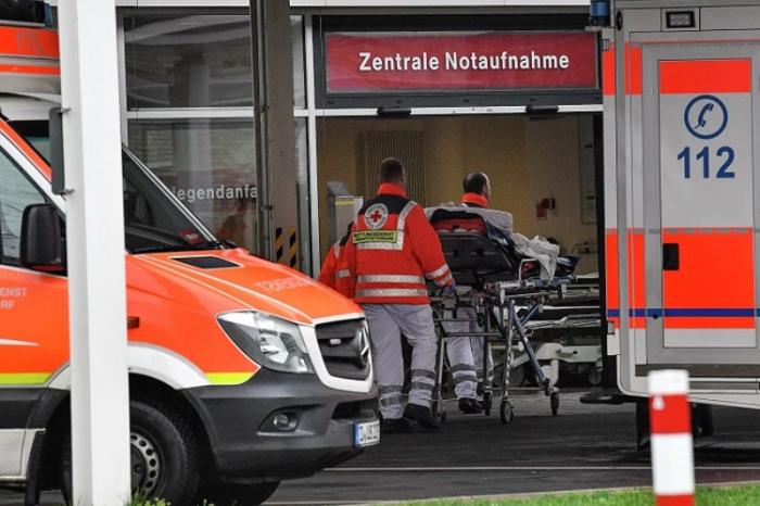 Almaniyada bir gündə 6082 nəfər virusa yoluxub