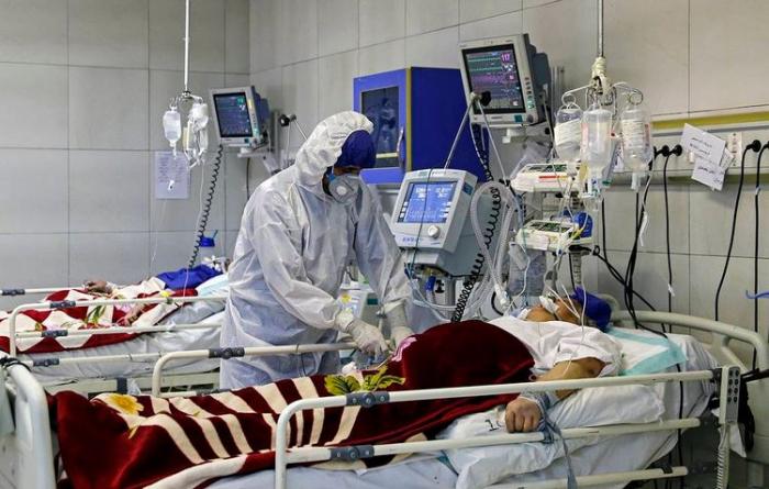 İranda koronavirus qurbanları: 3600-dən çox ölən var