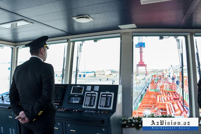 """""""Laçın"""" tankeri dünyanın ən yaxşı 50 gəmisi sırasında"""