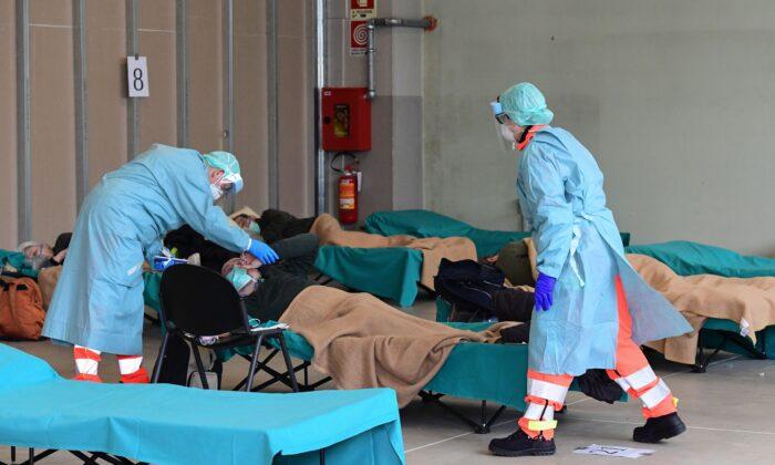 Avstriyada virusa yoluxanların sayı 12 mindən çoxdur