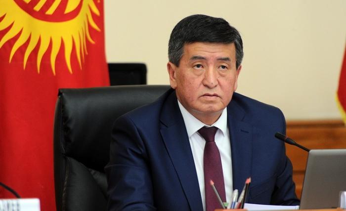 """Qırğızıstan Prezidenti: """"İlham Əliyevə minnətdarlığımı bildirirəm"""""""
