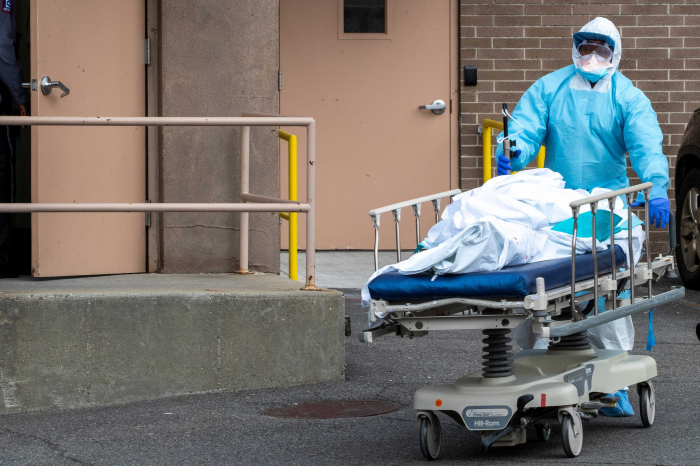 ABŞ-da 7077 nəfər koronavirusun qurbanı oldu