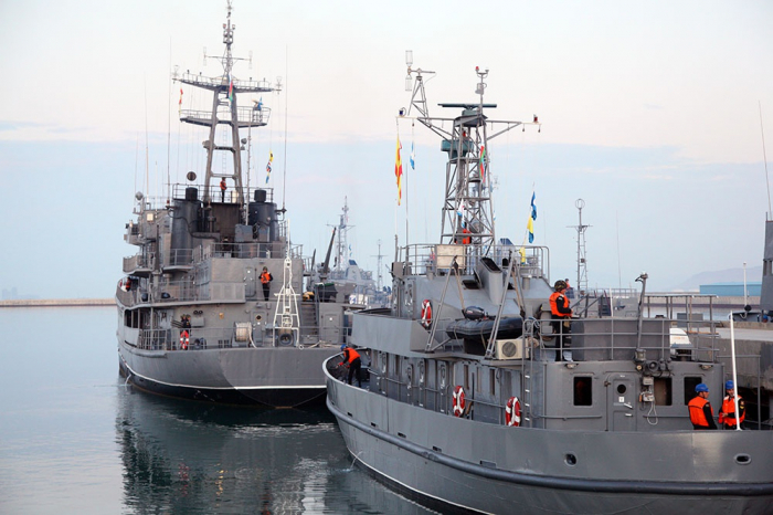 Naval Forces started to conduct tactical exercises -  VIDEO