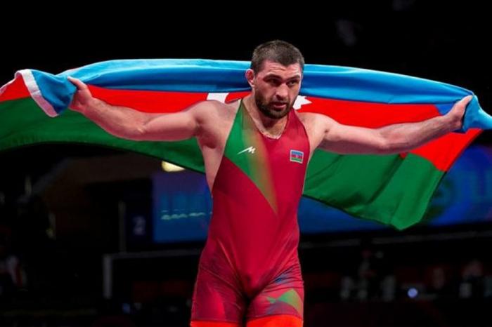 Two Azerbaijani freestyle wrestlers in Top 10 of world rankings
