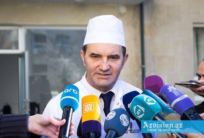 """Baş toksikoloq: """"Dəm qazından zəhərlənmələr azalıb"""""""