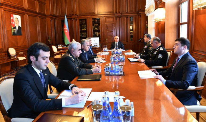 Operational Headquarters of Azerbaijani parliament holds another meeting