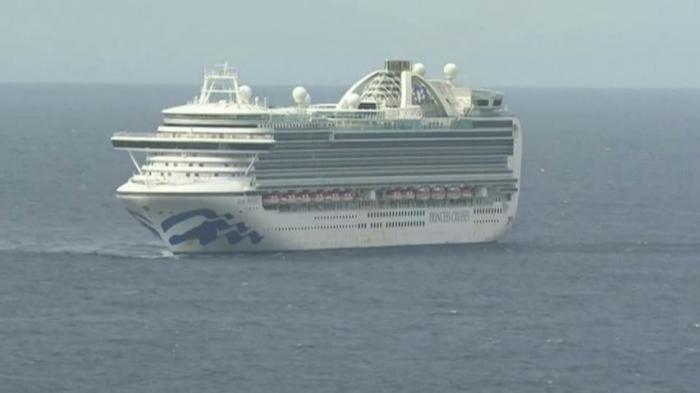 Virus-hit Carnival cruise ship docks in Australia as country
