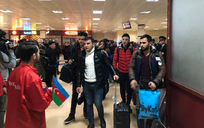 Evacuation of Azerbaijanis from foreign countries to be revived