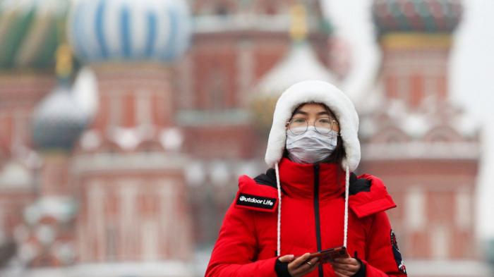 Moskvada 3893 nəfərdə koronavirus aşkarlanıb