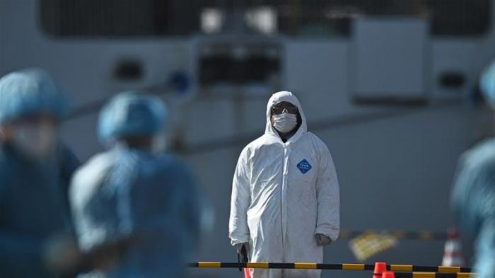 Belçikada bir gündə 283 nəfər virusdan öldü