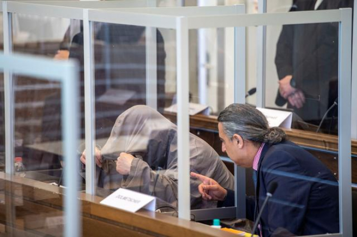 German court opens first Syria torture trial