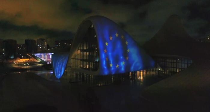 Heydar Aliyev Center supports EU countries amid COVID-19 outbreak