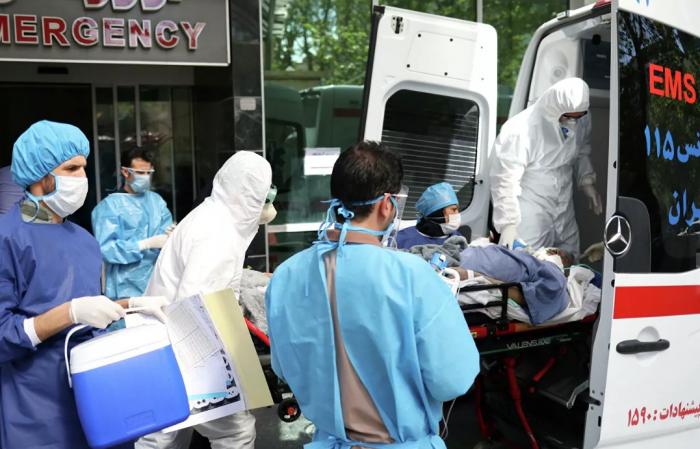 İranda koronavirusdan 3452 nəfər öldü