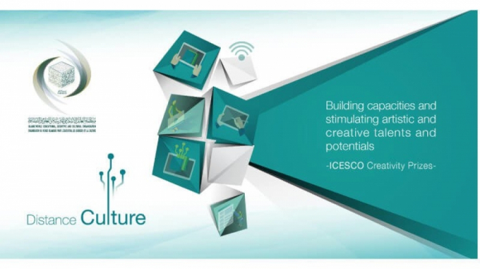 """ICESCO earmarks nine individual prizes for creative students and provides training programs in """"Distance Culture"""" initiative"""