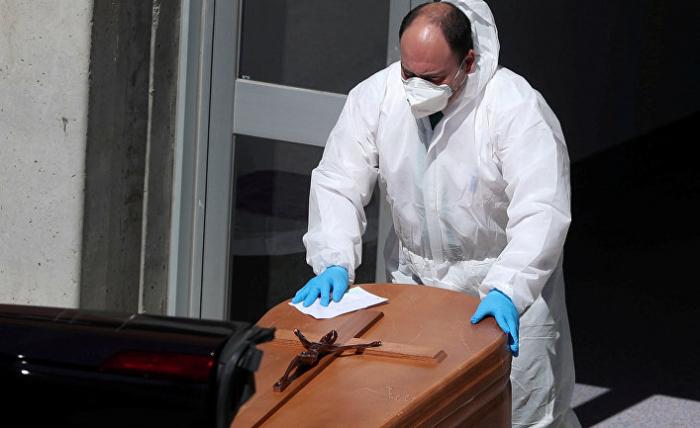 İspaniyada daha 740 nəfər koronavirusdan öldü