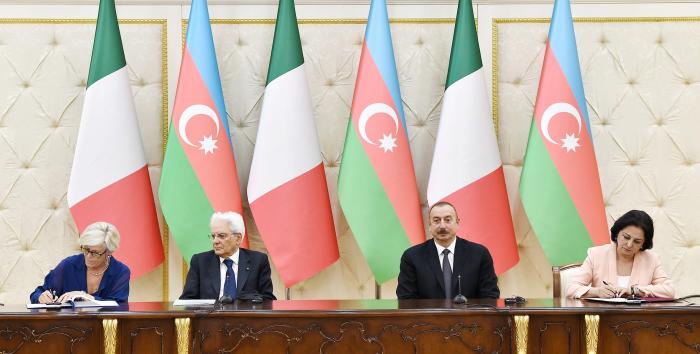 Fast ein Verbündeter  : Italiens neue Herangehensweise an Aserbaidschan und den Berg-Karabach-Konflikt