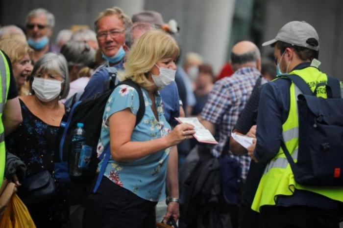 Britaniyada daha 434 nəfər koronavirusa yoluxdu