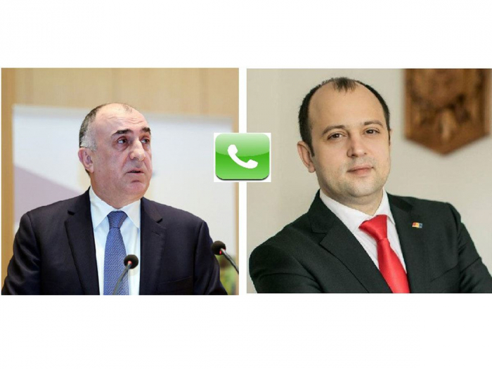 Azerbaijani and Moldovan FMs discuss perspectives of bilateral cooperation
