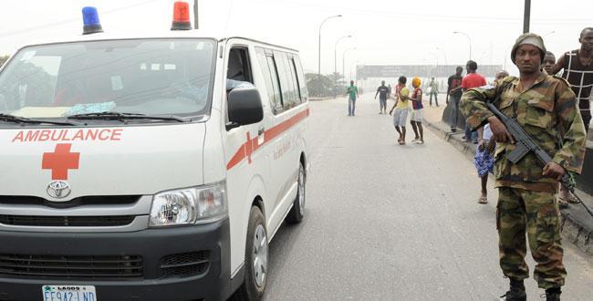 Near 50 people killed in attacks by gunmen in N. Nigeria