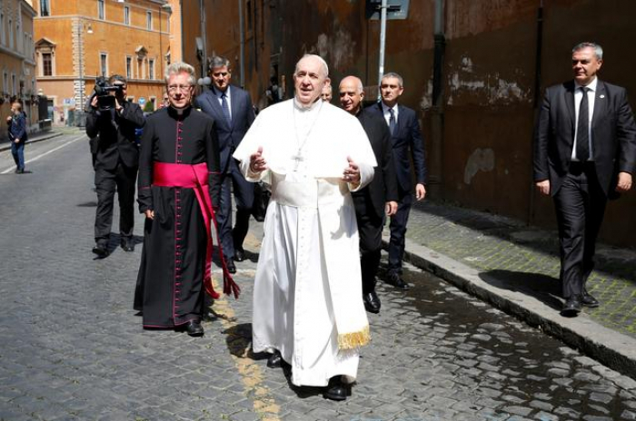 Recovery from coronavirus must be just and equitable, pope says