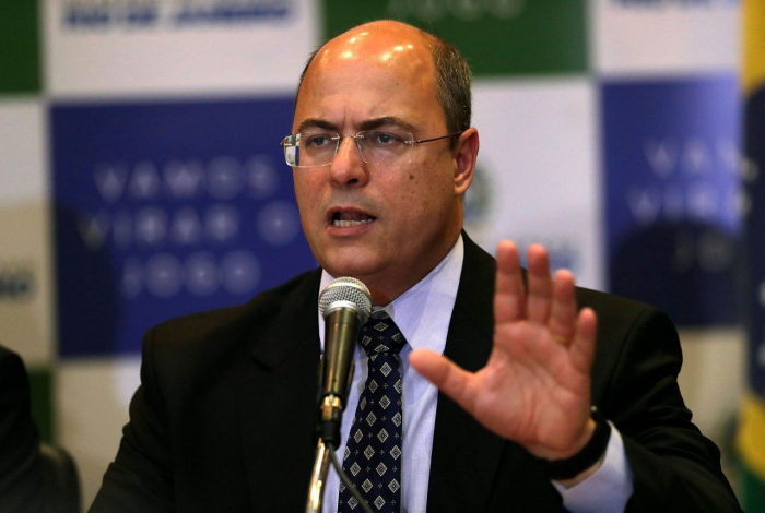 Rio de Janeiro Governor says tested positive for COVID-19
