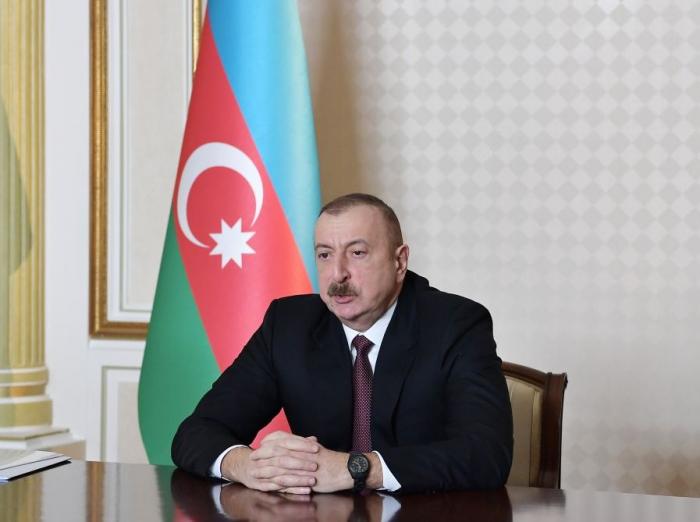 President Ilham Aliyev: Reaction of int
