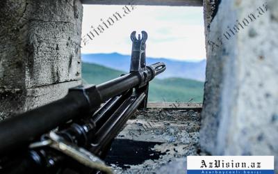 القوات المسلحة الارمنية تخترق وقف اطلاق النار 24 مرة