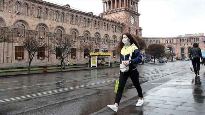 Ermənistanda 736 nəfər virusa yoluxub