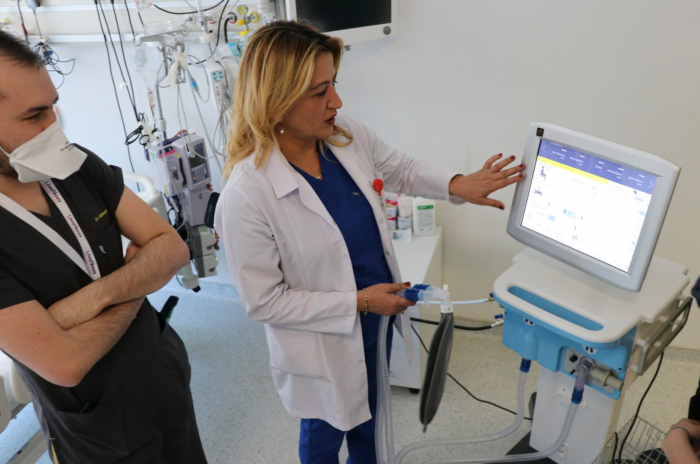 Turkey builds own series of life-saving ventilators in just 2 weeks