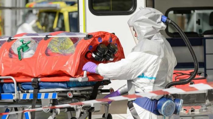 Coronavirus cases in Turkey top 34,000, death toll hits 725