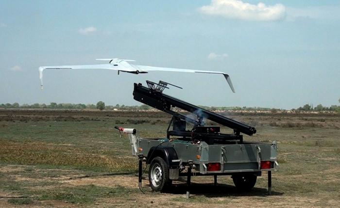 UAV crews carry out training flights -  VIDEO