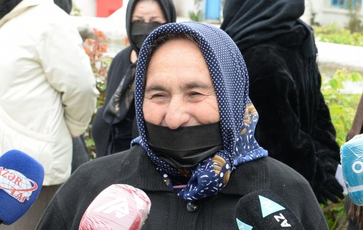 """""""Sevincimin həddi-hüdudu yoxdur"""" - Əfv olunan qadın"""