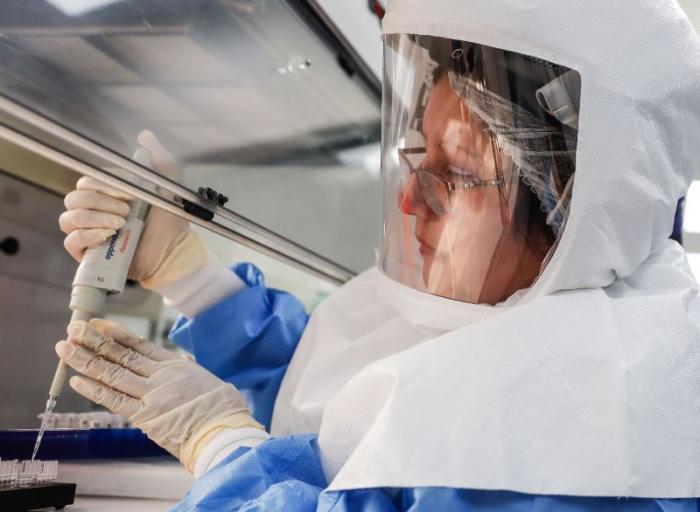 Ukraynada koronavirusa yoluxanların sayı artdı
