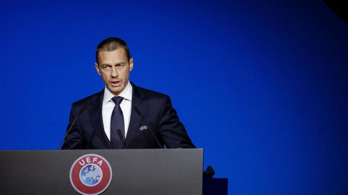 Coronavirus: l'UEFA dément les menaces de son président