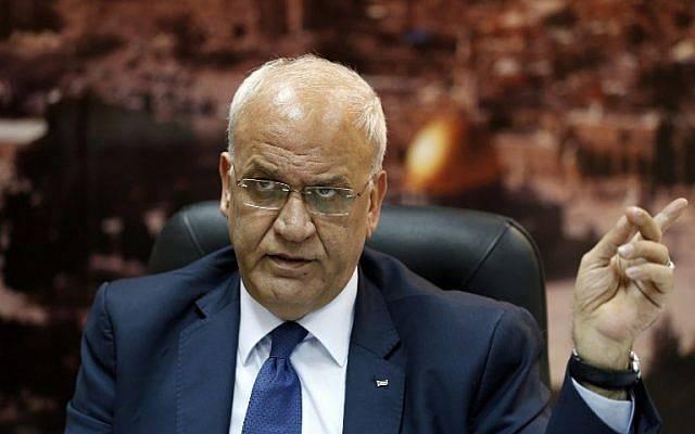 Les Palestiniens disent avoir stoppé leur collaboration avec la CIA