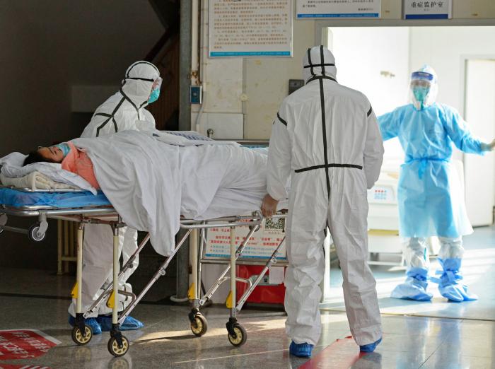 Almaniyada 8489 nəfər pandemiyanın qurbanı oldu