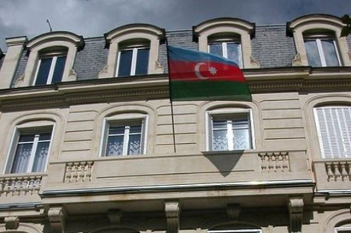 Azerbaijani Embassy in France to hold virtual concert dedicated to 97th birthday of Heydar Aliyev
