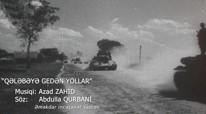 """""""Qələbəyə gedən yollar"""" - VİDEO"""