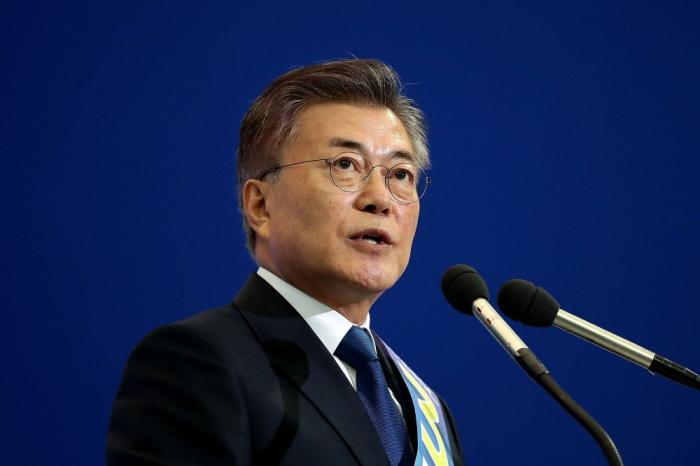 """Koreya lideri: """"Azərbaycana daimi firavanlıq arzu edirəm"""""""