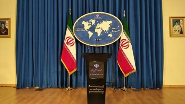 İran ABŞ-dan girovların qaytarılmasını tələb edir