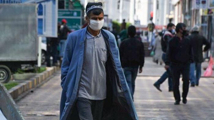 Tacikistanda koronavirusa yoluxma sayı 3500-dən çoxdur