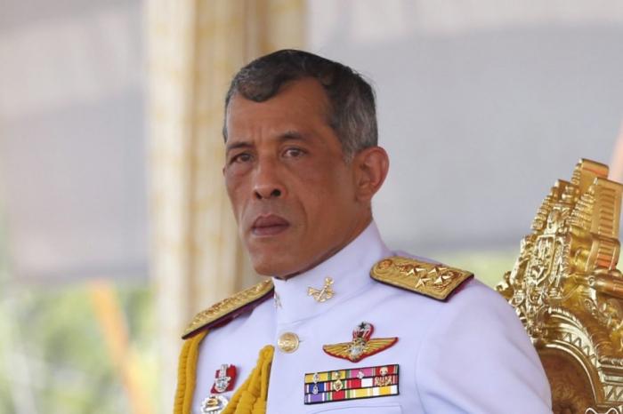 Tailand kralı Prezidentə məktub göndərib