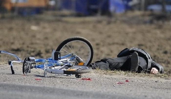 Göyçayda maşın velosipedçini vurub öldürdü