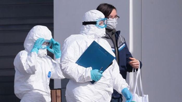 -koronavirusa yoluxma sayı 242 mini keçdi